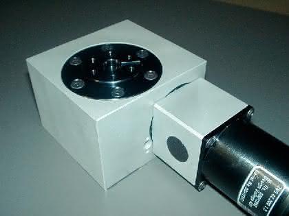 Rotationsmodul: Kompaktes Rotationsmodul