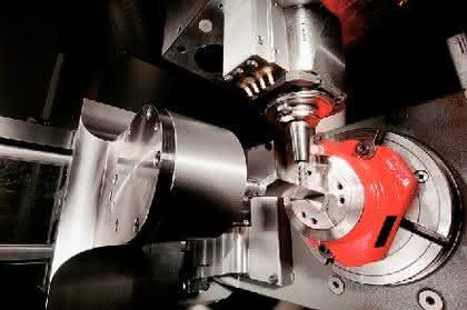 CNC-Fräsmaschinen: Umfang und Stirnseite
