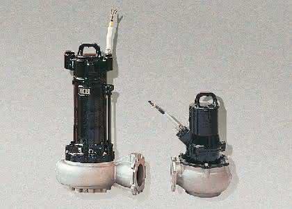 Abwassertauchmotorpumpen: Schutz vor Abrasion
