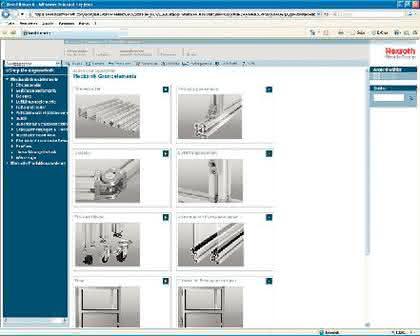 Montagetechnik online bestellen: Profile per Klick