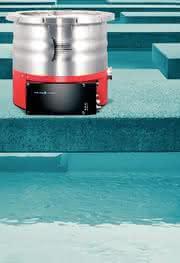 Turbopumpen HiMag: Magnetgelagerte Turbopumpen mit integrierter Antriebselektronik