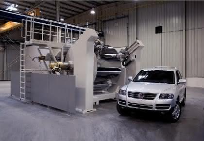 Cast-PET-Anlage: Fünf Tonnen PET-Folie pro Stunde