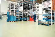 Industrieböden: Um ein Marktsegment erweitert