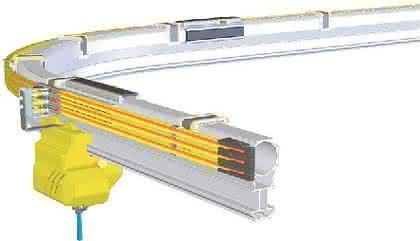 Elektrischer Reibradantrieb: Die Leistungsfähigkeit  von Montagelinien