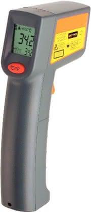 Handpyrometer: Mit einem Laservisier