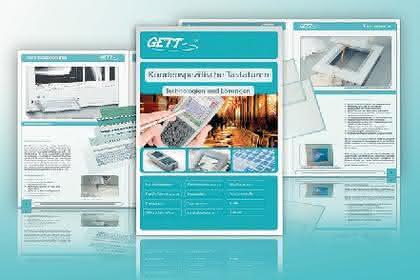 "Katalog ""Kundenspezifische Tastaturen"": Kundenspezifische Tastaturen"