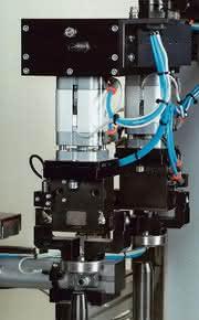 Montagemaschinen: Montage geradeaus und im Kreis