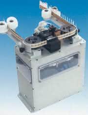 Bestückungsmaschinen: Drähte schneiden und biegen