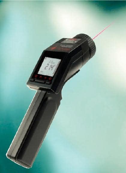Dual Focus Infrared-Pyrometer: Warm oder heiß?