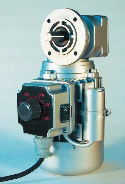 Wechselstrom-Asynchronmotor: Neu im Programm