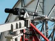 Axiallagersystemen der Baugröße ALSR: Satellitengucker