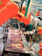 Industrieroboter IRB 140: Glatte Sache