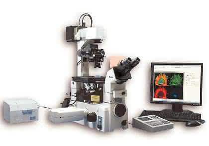 CLEM-Einrichtung: Gesünder für lebende Zellen