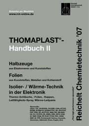 Handbuch THOMAPLAST-II: Innovatives Halbzeug-Programm