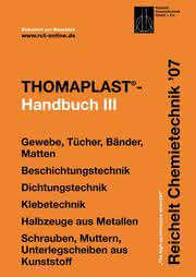 Handbuch THOMAPLAST III: Verbindungstechnik-Handbuch