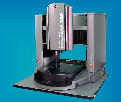 Multisensor-Messmaschine Vantage 300: MultiSensor at its best