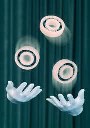 Kunststoff-Gleitlager: Schmiermittelfrei in Polymer