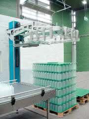 Robotersystem Dero: Sanft entpacken