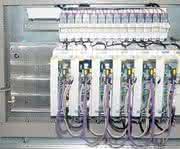 Frequenzumrichter Machinery Drives ACSM1: Heiß und kalt