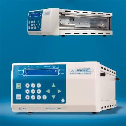 HPLC-Säulenofen Smarline 4000: HPLC-Säulenofen mit Temperatur-Management