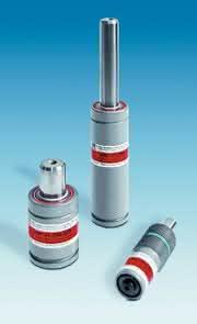Gasdruckfedern Mould Line: Gasdruckfeder  versus Klinkenzug