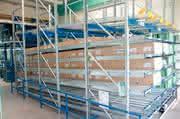 Filtertechnik, Lagertechnik: Damit der  Nachschub rollt
