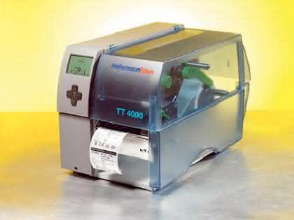 Thermotransferdrucker Premium TT4000: Individuelle Etiketten