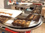 Förderstrecke CS 090 SL: Keks in die Schachtel!