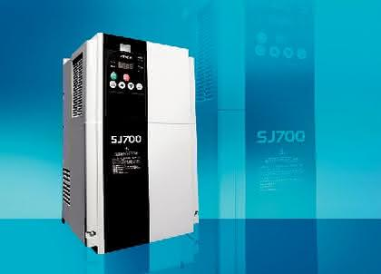 Frequenzumrichter SJ700: Frequenzumrichter  bis 400 Kilowatt