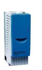 Frequenzumrichter Nordac SK 530E: Komfortable  Lageregelung