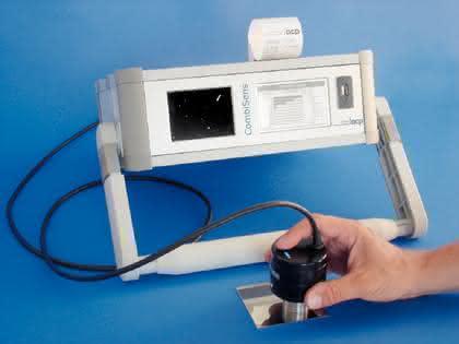 Inspektionssystem Combisens: Dem Schmutz  auf der Spur