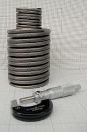 Schraubentellerfedern: Schraubentellerfeder  statt Druckspeicher