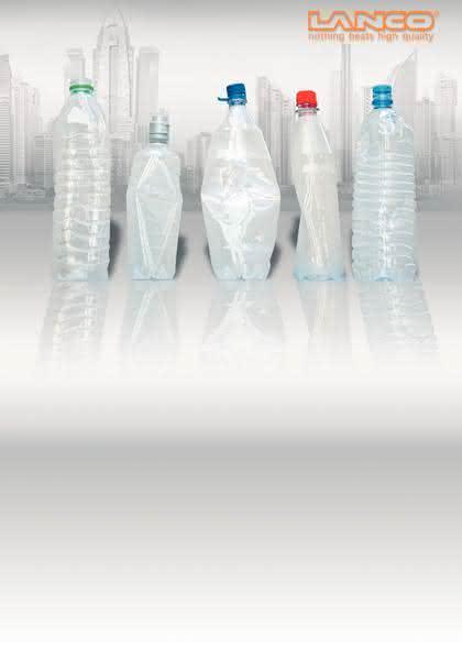 PET-Aufbereitung: Mehr als nur  kaputte Flaschen