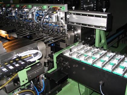 Sondermaschinenbau: Speziell konstruiert