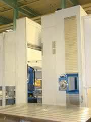 Bohrwerk: Neues Bohrwerk mit hydrostatisch geführtem Tragbalken