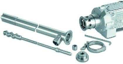 Dickstoff-Fasspumpen SD-Serie: Fasspumpen mit eingebautem Sauberkeitseffekt