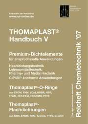 Handbuch THOMAPLAST-V: Premium-Dichtelemente für anspruchsvolle Anwendungen