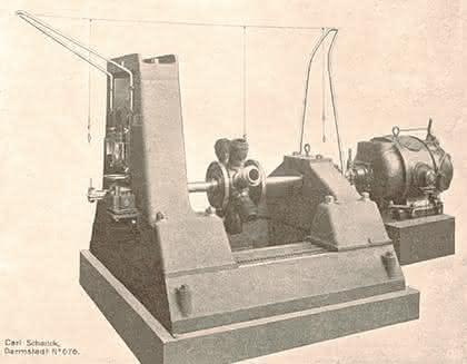 Auswuchttechnik: Die Wucht    von 100 Jahren