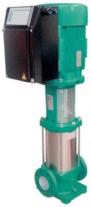 Hochdruckkreiselpumpen: Wirtschaftlicher Betrieb  bei hoher Leistung
