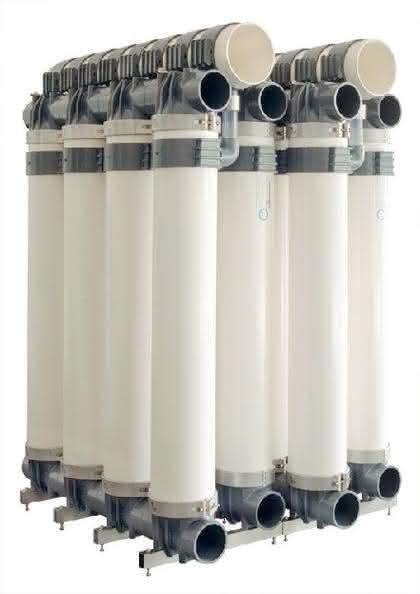 T-Rack: Preiswerte Wasseraufbereitung