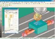 CAM-Software: Mehrere Operationen  gleichzeitig