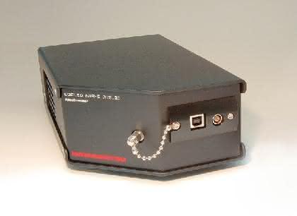 Mini-Spektrometer: Die thermoelektrisch gekühlten