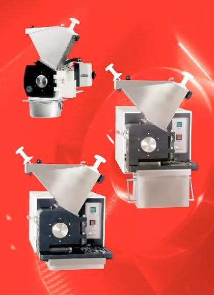 Schneidmühlen Pulverisette: Mühlen fürs Labor