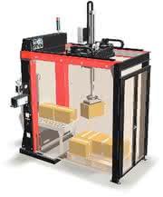 Palettiersystem Robot-In-A-Box: Roboter im Kasten