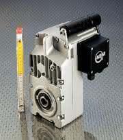 Flachgetriebemotor FGA 103: Förderantriebe