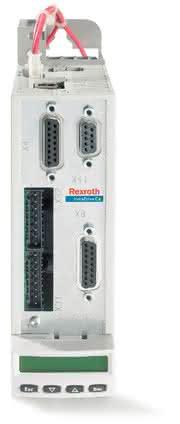 Antriebssystem IndraDrive Cs: Kleiner Antrieb für  die große Ethernetwelt
