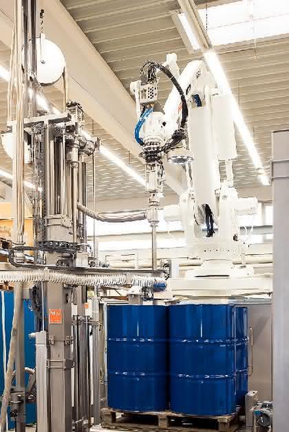 Lagertechnik: Schnell abgefüllt