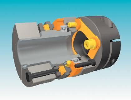 Sicherheitskupplung EAS-smartic: Schutz für Servoachsen