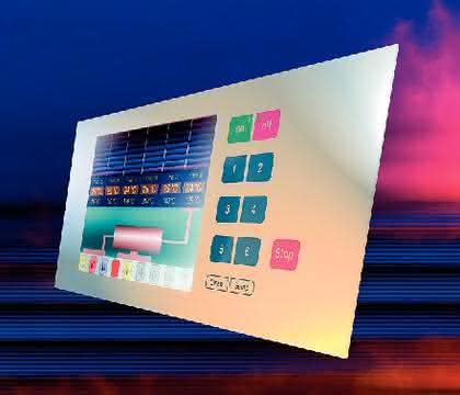 Touch Keypad: Millionenmal berührt
