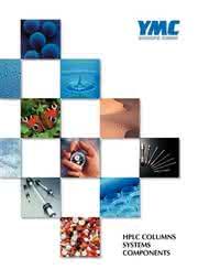 Katalog HPLC-Saulen, Systeme, Komponenten: Neuer Gesamtkatalog